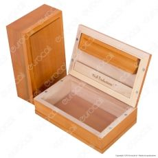 Sifting Box Deluxe X2 Stazione in Legno con Setaccio - Wolf Production Original Roll Tray