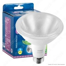 Duralamp Reflect Lampadina LED E27 10,5W Bulb Par lamp PAR30 IP65