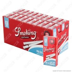 Smoking Extra Slim 5,7mm - Box 20 Scatoline da 120 Filtri