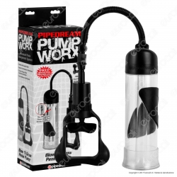 Pipedream Pump Worx Blow 'N Grow - Sviluppatore per il Pene a Pompa