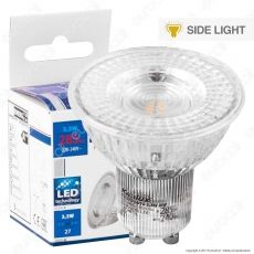 Kanlux Fulled Lampadina LED GU10 3,3W Faretto Spotlight 120° - mod.26033 / 26034 / 26035