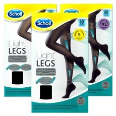 Scholl Collant Light Legs - Nero 60 Denari