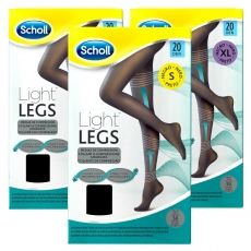 Scholl Collant Light Legs - Nero 20 Denari