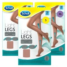 Scholl Collant Light Legs - Nude 20 Denari