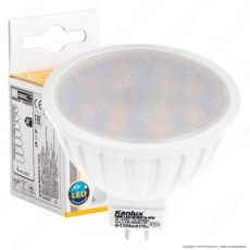 Kanlux TOMI Lampadina LED GX5,3 (MR16) 5W Faretto Spotlight - mod.22704 / 22705