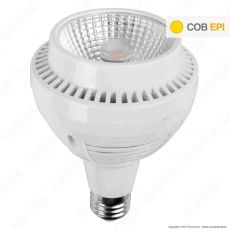 Ortoled Lampadina LED E27 Reflector 30W COB EBI per Coltivazione Indoor