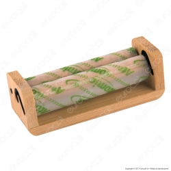 Atomic Rollatore Regular in Bamboo per Cartine Corte