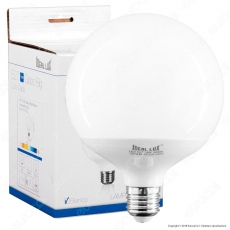 Ideal Lux Lampadina LED E27 15W Globo G120