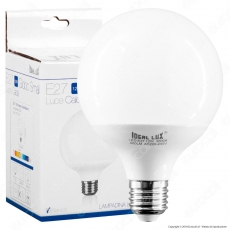 Ideal Lux Lampadina LED E27 12W Globo G95