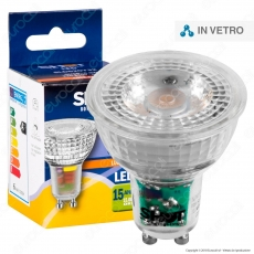 Bot Lighting Shot All Glass Lampadina LED GU10 6,2W Faretto Spotlight 60°