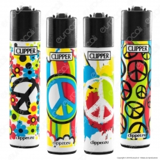 Clipper Large Fantasia Hippie Cool 1 - 4 Accendini