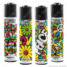 Clipper Large Fantasia Hippie Cool 3 - 4 Accendini