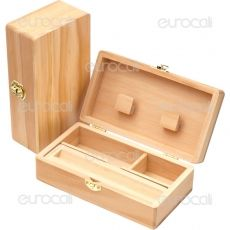 Spliff Box Stazione di Rollaggio in Legno - Medium Box