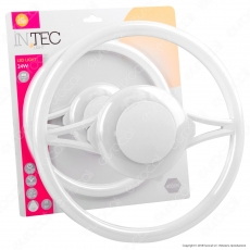 Fan Europe Intec Light Lampadina LED E27 24W Ufo - mod. LED-LIGHT-E27-24