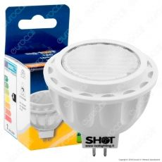Bot Lighting Lampadina LED GU5.3 (MR16) 7W Faretto Spotlight - mod. LD570741 / LD570742