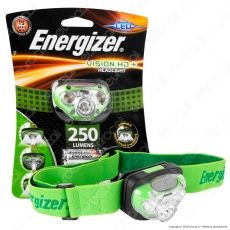 Energizer Vision HD + Headlight LED - Torcia Frontale