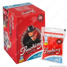 Smoking Ultra Slim 5,7mm - Box 30 Bustine da 120 Filtri