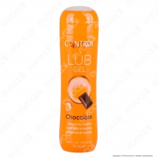 Control Lub Gel Chocolate Lubrificante - 75ml