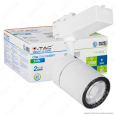 V-Tac VT-4536 Track Light LED COB 35W