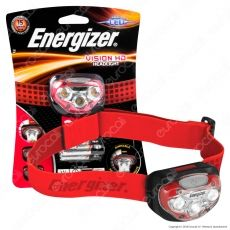 Energizer Vision HD LED Headlight - Torcia Frontale