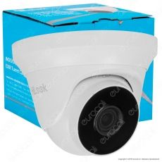 Hikvision HiLook Turbo HD Camera 4MP Telecamera di Sorveglianza Analogica a Colori EXIR 1080p IP66 - mod. THC-T240-M