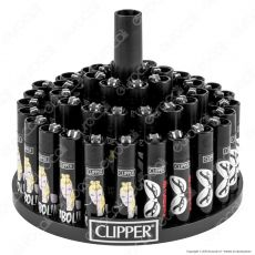 Clipper Large Fantasia DIABOLIK 3 - Box da 48 Accendini