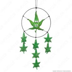 CannaBuds Acchiappasogni Dreamcatcher in Resina