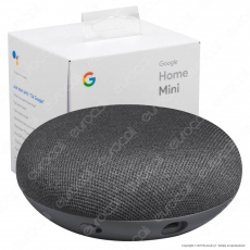 Google Home Mini Smart Speaker Colore Grigio Antracite - SKU 100067