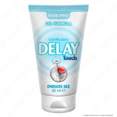 Lube 4 Lovers Delay Touch Lubrificante intimo Effetto Ritardante 50ml