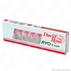 David Ross Microbocchini Ryo 6mm - Blister da 10 Microbocchini