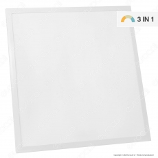V-Tac VT-6240 6 Pannelli LED 60x60 40W SMD da Incasso Changing Color 3in1 con Driver - SKU 6605