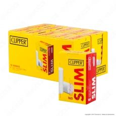 Clipper Slim 6mm Ruvidi - Box 10 Scatoline da 165 Filtri [TERMINATO]