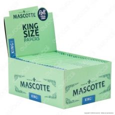 PROV-A00245029 - Cartine Mascotte King Size Regular - Scatola da 50 Libretti