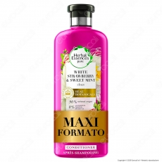 Herbal Essence Balsamo Capelli Fragola Bianca e Menta Dolce - Flacone da 360ml