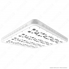 Ortoled Serie Evolution Lampada LED 700W per Coltivazione Indoor Chip COB EPI Total Agro