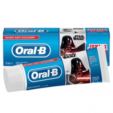 Oral B Dentrifricio Star Wars per Bambini - Flacone da 75ml