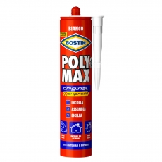 Bostik Polymax Original Express Sigillante e Adesivo con Applicatore - Tubo da 425g