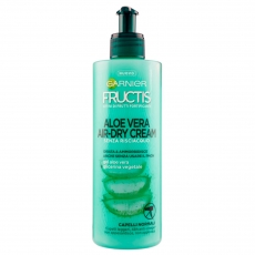 Garnier Fructis Aloe Vera Air-Dry Cream - Flacone da 400ml